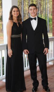 SUBMITTED BY SOUTHLAND ACADEMY:   Miss Southland- 2016-17 is Abby Dent, daughter of Mr. and Mrs. David Dent of Americus; and  Mr. Southland is Billy Calcutt, son of Mr. and Mrs. Patrick Calcutt of Americus.